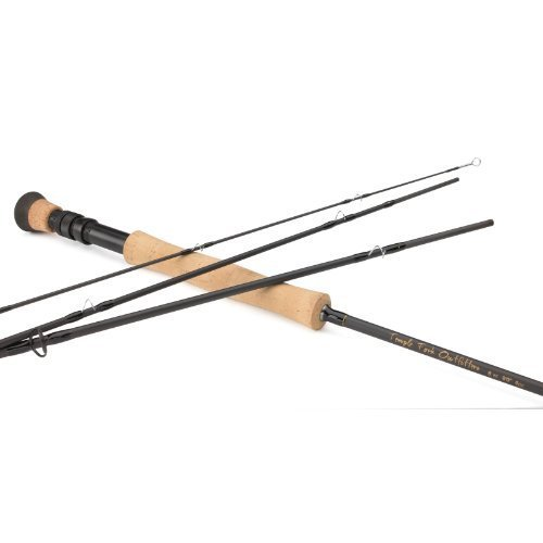 Temple Fork Outfitters Tfo Temple Fork Lefty Kreh Professional Series II Graphite Fly Fishing rod (dimensioni: 4WT 9'0cm 4PC) by