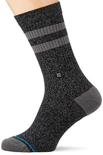 Stance Foundation Calcetines Hombre ~ Joven negro
