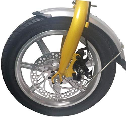 Bicicletas plegables eléctricos de 12 pulgadas, mini-adultos baterías de litio, baterías pequeñas...