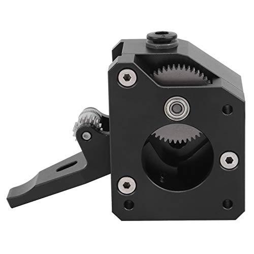 Estrusore per stampante 3D, estrusore per ingranaggi a doppia trasmissione 1,75 mm consumabile per stampante 3D Corpo completamente in metallo(Right hand)