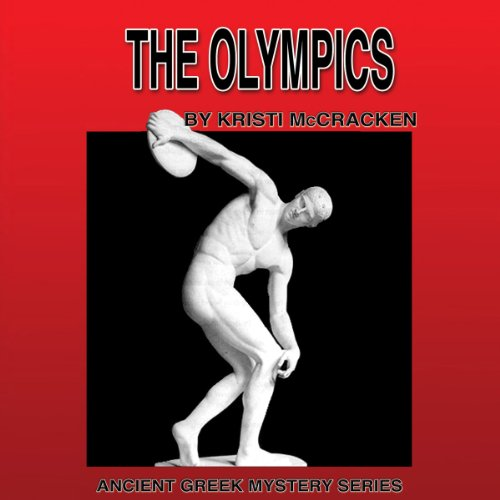 Olympics (Ancient Greek Mysteries) audiobook cover art