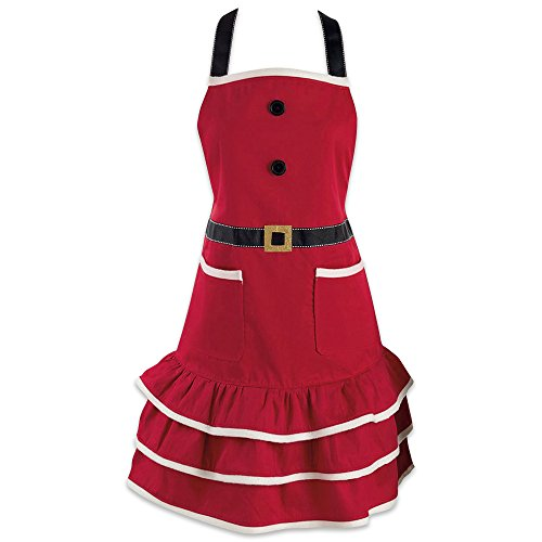 DII North Pole Chef Collection, Apron, Mrs Claus