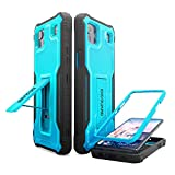 ExoGuard Compatible with LG K92 5G Case, Rubber Shockproof