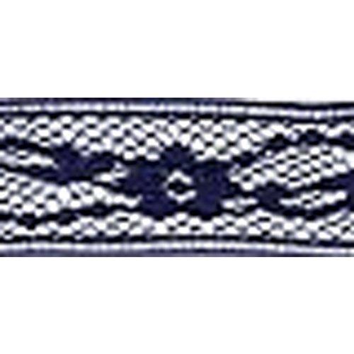 Wrights 117-305-055 Flexi Lace Hem Tape, Navy, 3-Yard