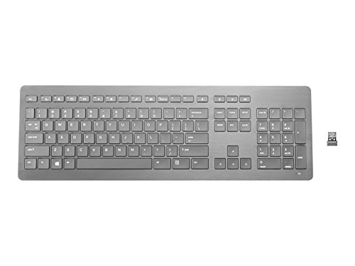 HP WLess Premium Keyboard