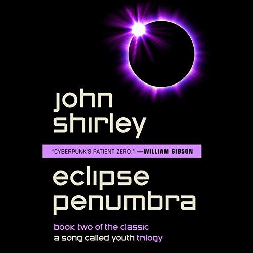 Eclipse Penumbra audiobook cover art