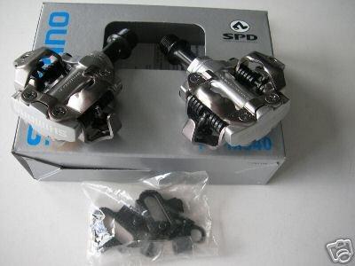 1 Satz Shimano PD-M540 PD-M 540 Pedale NEU