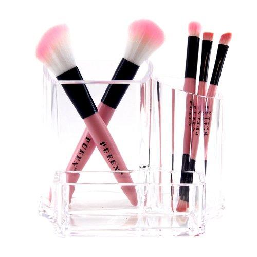 HQdeal Kosmetikorganiser Kosmetik-Organizer Makeup Sortierkasten Make-Up Etuis