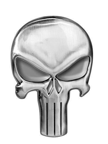 The Punisher Punisher Logo Unisex Pin silberfarben