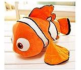 N-L Anime Kawaii Nemo pez Payaso Juguetes de Peluche muecos de Peluche Animales Lindo Juguete de Dibujos Animados para nios nia 25Cm