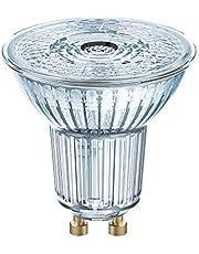OSRAM LED reflectorlamp | Lampvoet: GU10 | Koel wit | 4000 K | 2,60 W | LED STAR PAR16 [Energie-efficiëntieklasse A++] | 10 stuks