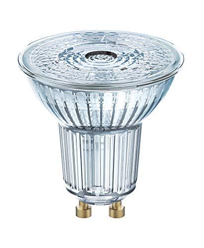 OSRAM Superstar LED-Lampen, Stecksockel, Reflektor PAR16 DIM, 8.3 W, white, One size