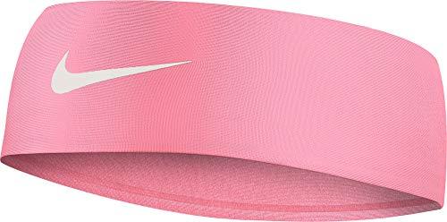 Nike Girls' Fury Headband 2.0 (Pink Gaze/Phantom)