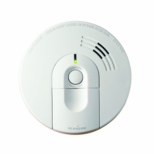 Kidde i4618 Hardwire Smoke Detector with 9V Backup and Front Load Battery Door