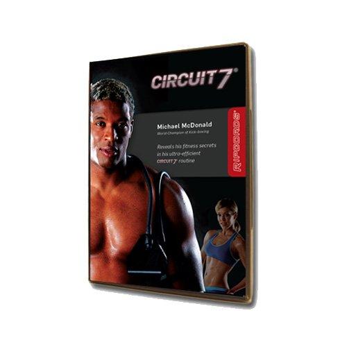 Astone Fitness Circuit 7 Ripcords DVD Ausdauertraining - Elástico para Fitness