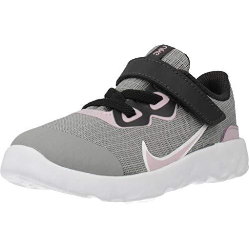 Nike Explore Strada (TDV), Scarpe da Corsa Bimba 0-24, Particle Grey/Iced Lilac/off Noir/White, 19.5 EU