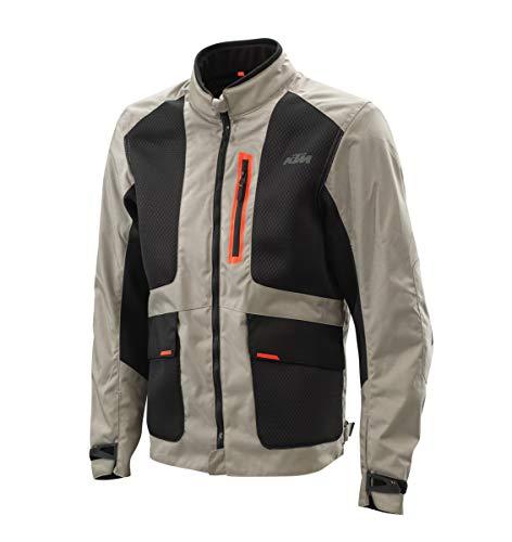 KTM Original Vented Jacket, Motorrad Jacke für den Sommer, S