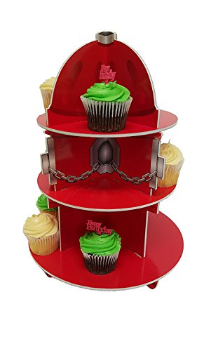 Fire Hydrant Cupcake Holder Stand