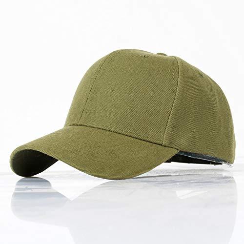 Berretto da Baseball Color Caramella Cappello da Coppia per Il Tempo Libero all'aperto Cappello da Sole alla Moda in Stile Coreano