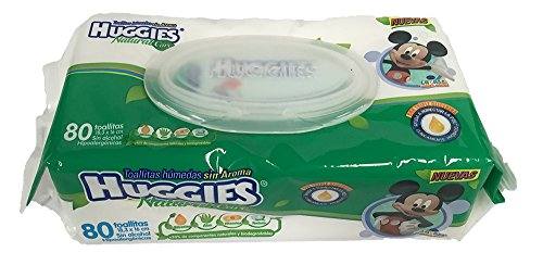 Toallitas Huggies marca HUGGIES
