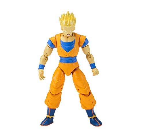 Dragon Ball - Figura Deluxe Super Saiyan Gohan (Bandai 35996)