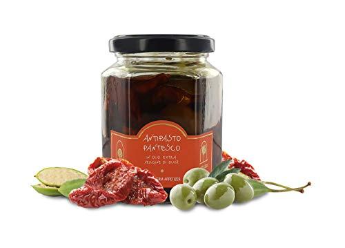 La Nicchia Pantelleria Antipasto pantesco - vasetto 240g