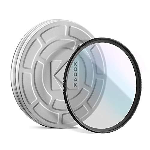 KODAK 62mm UV Filter | German Schott Glass Premium Ultraviolet Filter, Slim 18-Layer...