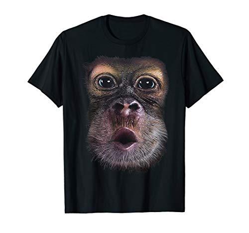 Lustiges Affen T-Shirt