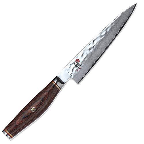Miyabi 340721310 Shotoh 130 6000 MCT, Acier, Brun, 23 x 2 x 3 cm