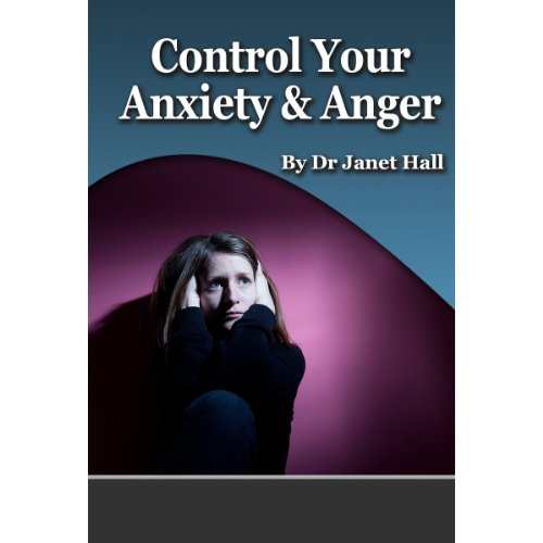 Control Your Anxiety & Anger cover art