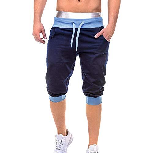 Momoxi Pantaloncini da Bagno per Uomo Costume da Bagno Boxer Short da Nuoto