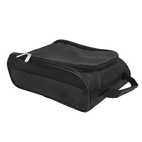Organizador de zapatos de viaje, bolsa de nailon portátil, bolsa de zapatos, bolsa de almacenamiento de zapatos para hombres y mujeres