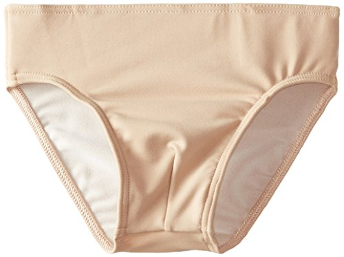 Capezio Boys' Big Youth Full Seat Dance Belt, Nude, Medium