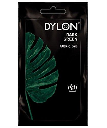 Dylon Saszetka do farbowania rąk - ciemnozielona (50 g)