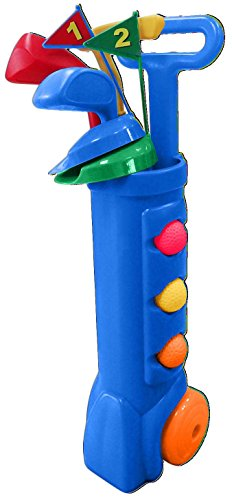 Golf Gifts and Gallery Plastic Kids Golf Set