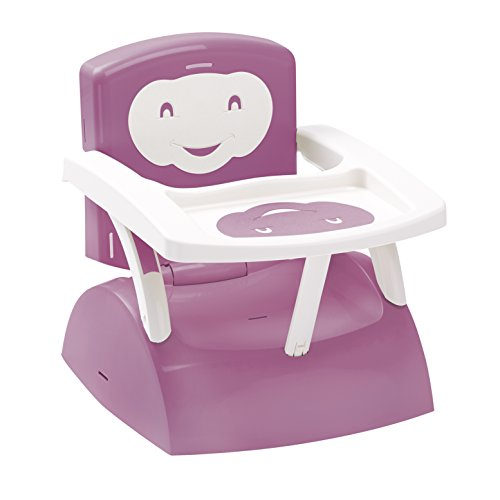 THERMOBABY Babytop Rehausseur de Chaise Rose Orchidée