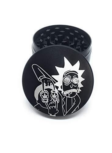 Imagen del producto Royale Grinder Pro Design Grinder - Grinder (5 cm, 4 partes), edición limitada (Rick et Morty 2)