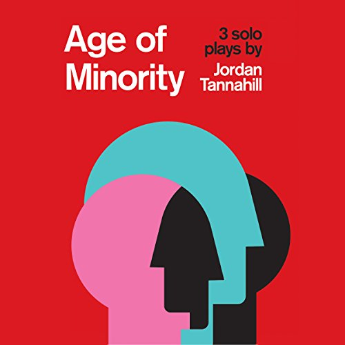 Age of Minority audiobook cover art