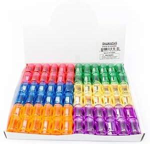 Fun Central AU204 72 Direct store Pack Kids Pencil Max 78% OFF Manual Sharpener w Plastic