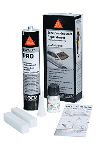 SikaTack PRO Premium Reparaturset 300ml Autoglas 506077