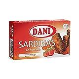 Dani - Sardinas en tomate - 12 x 120 gr.
