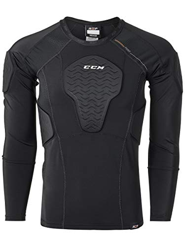 CCM Referee Hockey Padded Shirt - Senior L