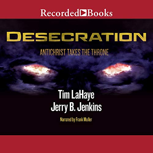 Desecration audiobook cover art