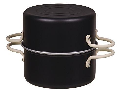 パール金属  オベ・フラ お弁当用 鉄製 両手 フライ鍋 セット16cm B00MVKGLKA 1枚目