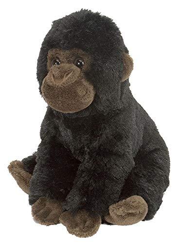 Wild Republic Plüsch Baby Gorilla, Cuddlekins Kuscheltier, Plüschtier, 20cm