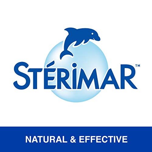 STERIMAR Congestion Relief - 100% Natural Sea Water based Nasal Spray - 100ml Can