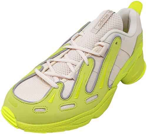 adidas Originals Mens EQT Gazelle Mesh Sport Running Shoes Beige 10.5 Medium (D)
