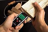 Valiant FIR421Medidor digital de humedad para leña, madera y albañilería,...