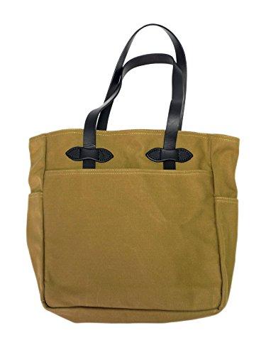 Filson Tote Bag without Zipper - Tan