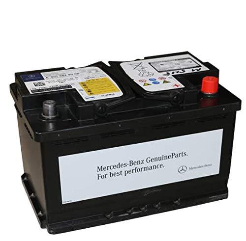Mercedes Benz A0019828008 Autobatterie 70aH 12V 720A AGM auslaufsichere Starterbatterie